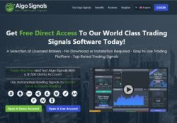 Algo Signals review