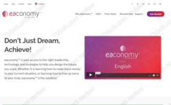 Eaconomy review
