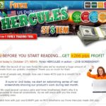 Forex Hercuels System review