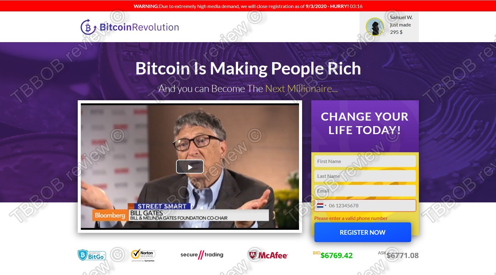 Bitcoin Revolution Review 2020 - Is It A Scam Or Safe To Use? for Beginners