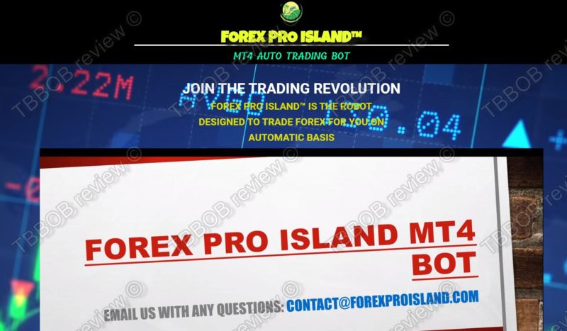 Forex Pro Island review