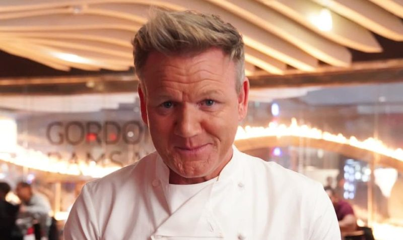 Gordon Ramsay Bitcoin