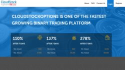 CloudStock Options review