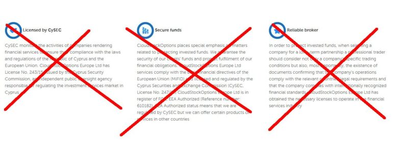 No license from the CySec