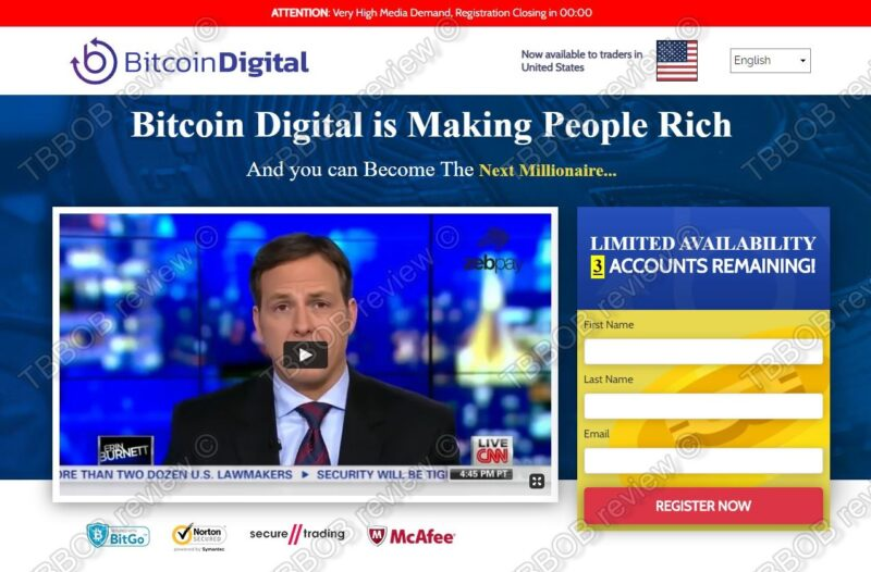 Review of Bitcoin Digital