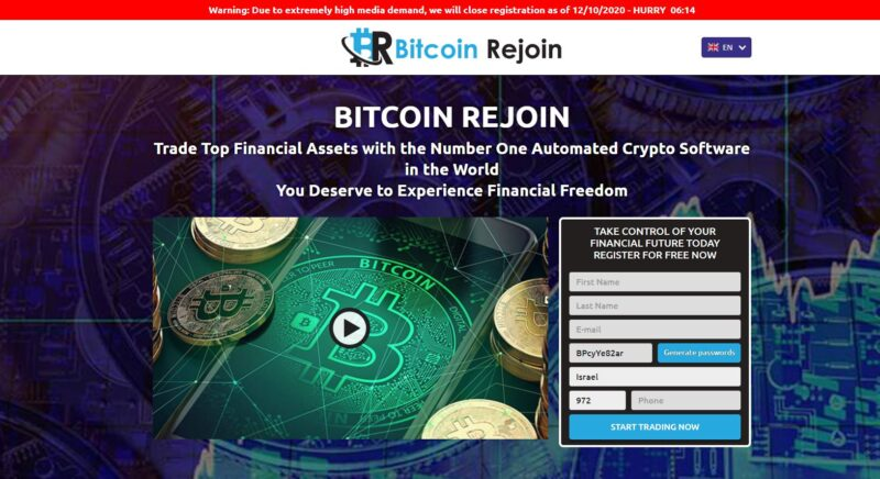 Review of Bitcoin Rejoin