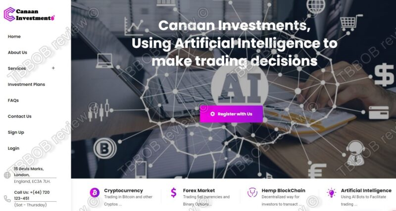 Review of Canaan Investments