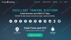 Forex Startup review