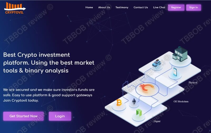 Cryptovil review